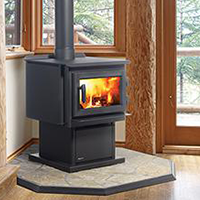 Emberley Fireplace Regency Stoves & Fireplace Promotion