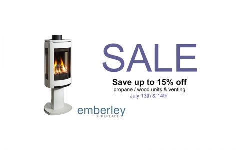 Emberley Fireplace Summer Sale | Emberley Fireplace